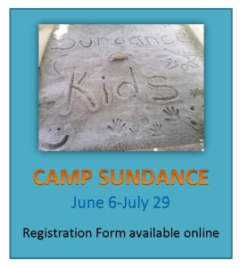 camp ad for webpage